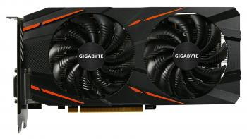 Видеокарта 4096Mb Gigabyte RX 570 GAMING 4G PCI-E HDMI DPx3 DVI-D GV-RX570GAMING-4GD Retail