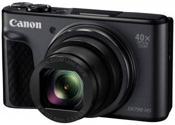 Фотоаппарат Canon PowerShot SX730 HS 20.3Mp 40xZoom черный 1791C002