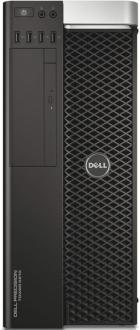 Системный блок DELL Precision T5810 MT E5-1650v3 3.5GHz 64Gb 1Tb K620-2Gb DVD-RW Win10Pro клавиатура мышь 210-ACQM