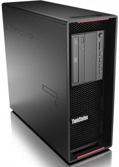 Системный блок Lenovo ThinkStation P510 E5-1630v4 3.7GHz 32Gb 1Tb 240Gb SSD M2000-4Gb DVD-RW Win10Pro клавиатура мышь 30B4S15400