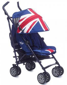 Коляска-трость Easywalker Buggy XL (union jack classic)