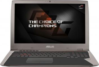 "Ноутбук ASUS ROG G701VIK-GB042T 17.3"" Intel Core i7 7820HK 90NB0E61-M01300"