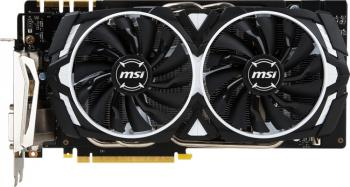 Видеокарта 8192Mb MSI GeForce GTX 1070 Ti ARMOR 8G PCI-E 256bit GDDR5 DVI HDMI DP Retail