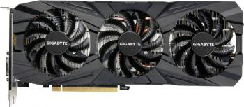 Видеокарта 11264Mb Gigabyte GeForce GTX1080Ti GAMING OC BLACK PCI-E HDMI DP DVI HDCP GV-N108TGAMINGOC BLACK-11GD Retail