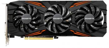 Видеокарта 8192Mb Gigabyte GeForce GTX1070Ti GAMING PCI-E 256bit GDDR5 DVI HDMI DP GV-N107TGAMING-8GD Retail