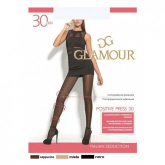 Glamour Колготки Positive Press 30 Nero, 3