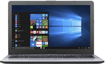 "Ноутбук ASUS VivoBook 15 X542UQ-DM187T 15.6"" 1920x1080 Intel Core i5-7200U 1 Tb 6Gb nVidia GeForce GT 940MX 2048 Мб серый Windows 10 Home 90NB0FD2-M02440 из ремонта"