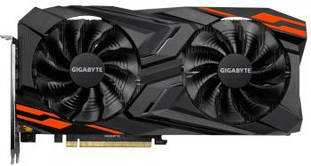 Видеокарта 8192Mb Gigabyte RX Vega 64 GAMING OC PCI-E HDMI DP HDCP GV-RXVEGA64GAMING OC-8GD Retail