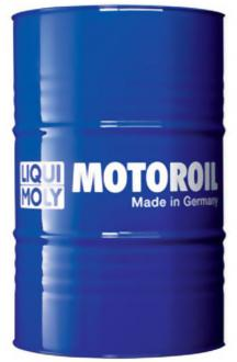 Cинтетическое моторное масло LiquiMoly Synthoil Race Tech GT1 10W60 60 л 1393