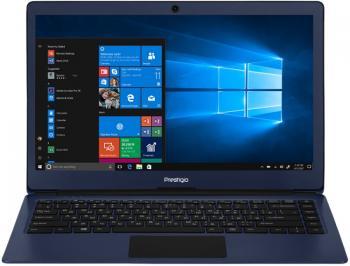 """Prestigio SmartBook 133S [PSB133S01CFH_BB_CIS] blue 13.3"""" {FHD IPS Cel N3350/4GB/32GB/DDR/SSD/W10}"""