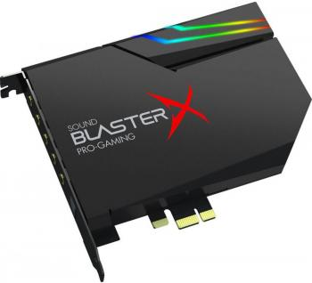 07804a94536d8 Звуковая карта Creative PCI-E BlasterX AE-5 (BlasterX Acoustic Engine) 5.1
