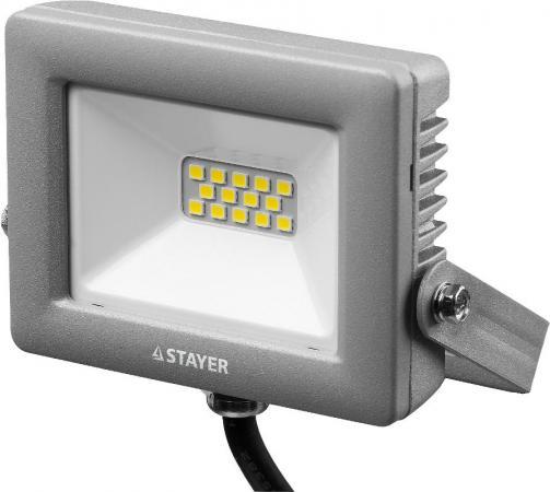 Прожектор LEDPro STAYER Profi 57131-10 светодиодный, 10Вт цена