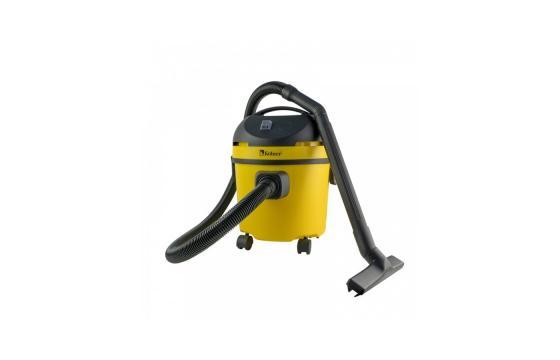 Строительный пылесос Kolner KVC 1300 сухая/влажная 1300Вт бак 15л рабочее разряжение 170мБар