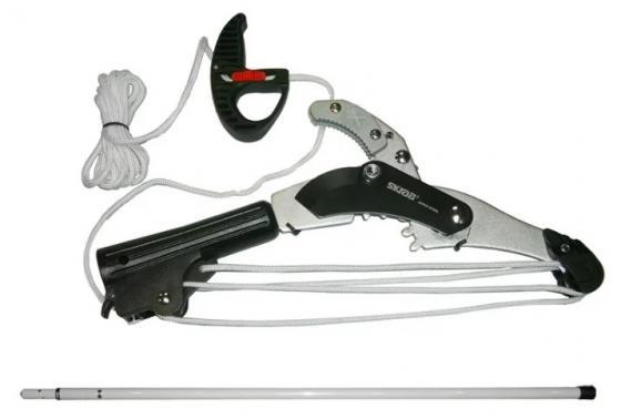 цена на Сучкорез телескопический SKRAB 28159 1.3-2.4м веревочный механизм