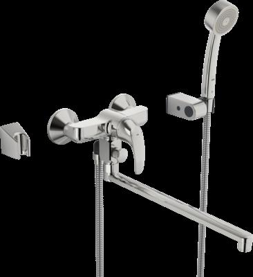 Набор ORAS 1447Y Polara set для ванны с длинным изливом+душевой набор хром набор для поплавковых наборов grsaed n001 набор для флоат карт с интегрированной поликультурой carp jujube core buoy float set