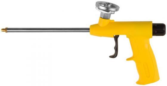 Пистолет STAYER 06863_z01 maxgun для монтажной пены высокопрочный и легкий корпус пистолет для монтажной пены облегченный корпус sparta