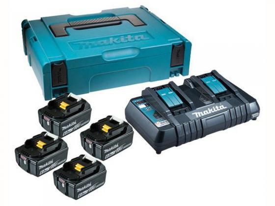 Аккумулятор MAKITA 198094-8 18В 6Ач Li-ion аккумулятор aeg l1820r 18в li ion 2 0ач