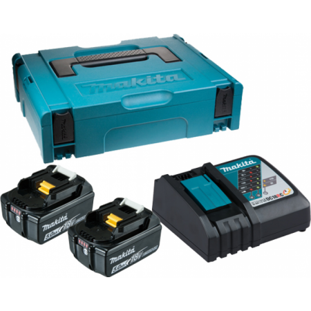 Аккумулятор MAKITA 198311-6 18В 5Ач Li-ion аккумулятор aeg l1820r 18в li ion 2 0ач