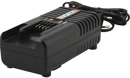 Зарядное устройство для WORX Li-ion для зарядки аккумуляторных батарей WORX