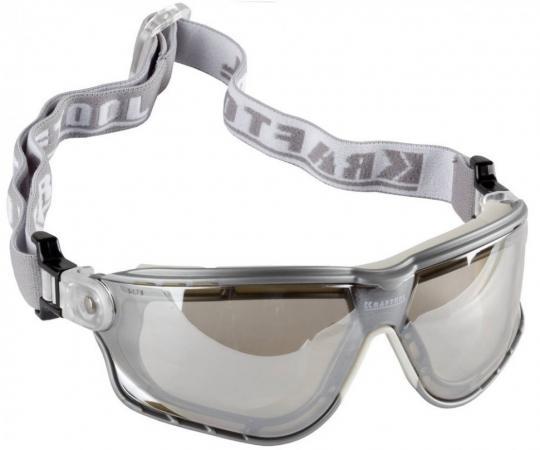 Очки KRAFTOOL 11009 expert защитные с непрямой вентиляцией для маленького размера лица поликарбона