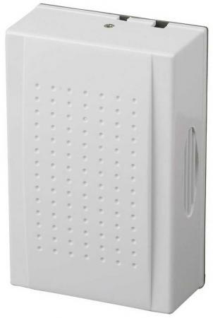 Звонок СВЕТОЗАР SV-58054 дин-дон сезам электрический двухтональный 220В
