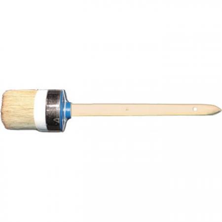 Кисть FIT 01408 круглая с бандажом профи №14 (50 мм) fit 125мм м14 с бандажом витая профи 39512