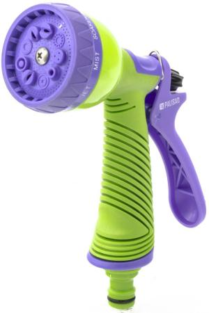 Пистолет PALISAD 65151 распылитель 9-режимный эргономичная рукоятка недорого