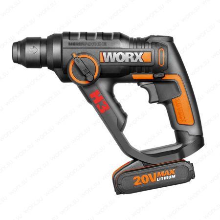 Перфоратор Worx WX390.9