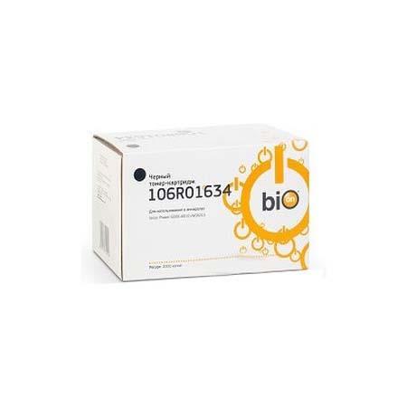 Bion 106R01634 Картридж для Xerox Phaser 6000/6010/WC6015 BK, 2000 страниц [Бион]