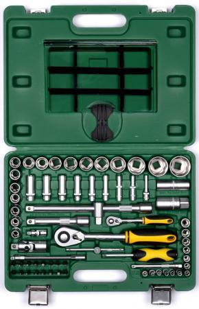 Набор инструментов АРСЕНАЛ AA-C1412L68 68предметов арсенал 130 2