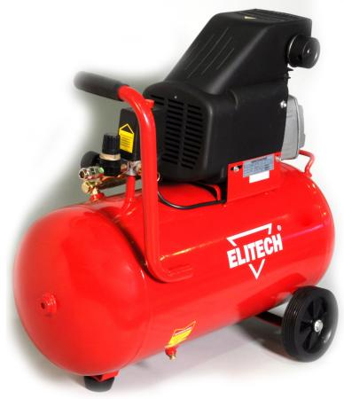 Компрессор Elitech КПМ 200/50 1,5кВт компрессор масляный elitech кпм 200 50