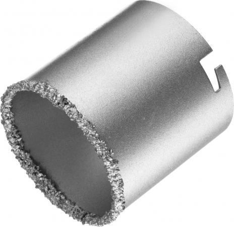 Коронка KRAFTOOL 33401-73_z01 кольцевая с напылением из карбид вольфрама 73мм