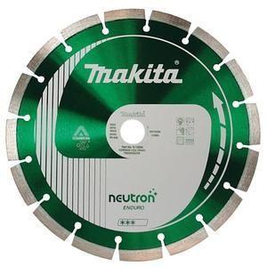 купить Диск алмазный сегментный MAKITA Neutron Enduro Ф180х22.2мм Ф180х22мм сегментный по бетону по цене 3900 рублей
