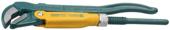 Ключ KRAFTOOL 2735-15_z01 трубный рычажный тип panzer-v изогнутые губки цельнокованный cr-v сталь ключ kraftool трубный рычажный тип panzer v изогнутые губки цельнокованный cr v сталь 1 2 250мм [2735 05 z01]
