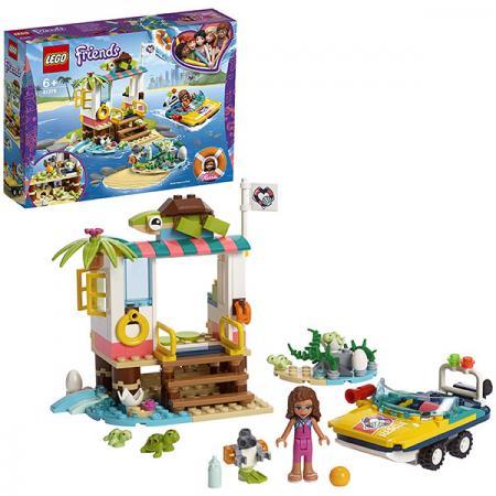 Конструктор LEGO Спасение черепах 225 элементов lego lego elves спасение королевы драконов page 7