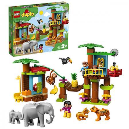 Конструктор LEGO Тропический остров 73 элемента худи print bar тропический остров