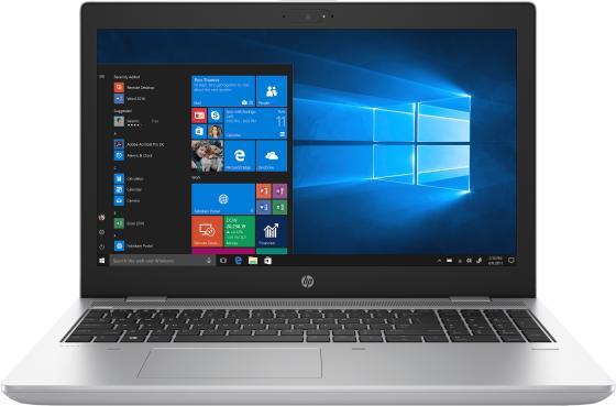 Ноутбук HP ProBook 650 G4 15.6 1920x1080 Intel Core i7-8850H 512 Gb 8Gb Intel UHD Graphics 630 серебристый Windows 10 Professional 3ZG94EA