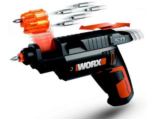 Набор аккумуляторного инструмента Worx WX254.4