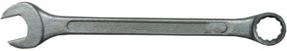 Ключ комбинированный BIBER 90635 (10 мм) кованый ключ рожковый biber 90615 30 32 мм кованый оцинкованный