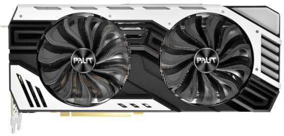 Купить Видеокарта Palit PCI-E PA-RTX2070SUPER JS 8G nVidia GeForce RTX 2070SUPER 8192Mb 256bit GDDR6 1605/14000/HDMIx1/DPx3/HDCP Ret