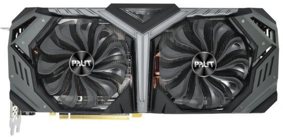 Видеокарта Palit PCI-E PA-RTX2070SUPER GRP 8G nVidia GeForce RTX 2070SUPER 8192Mb 256bit GDDR6 1605/14000/HDMIx1/DPx3/Type-Cx1/HDCP Ret