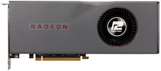 Видеокарта PowerColor Radeon RX 5700XT AXRX 5700XT 8GBD6-M3DH PCI-E 8192Mb GDDR6 256 Bit Retail видеокарта powercolor radeon rx vega 64 red devil rx vega 64 8gb hbm2 pci e 8192mb 2048 bit retail axrx vega 64 8gbhbm2 2d2h oc