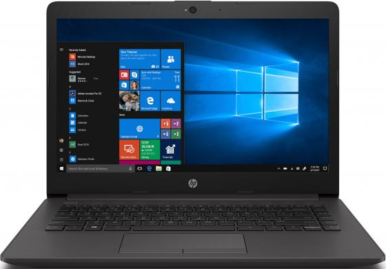 "Ноутбук HP 240 G7 Core i3 7020U/8Gb/SSD128Gb/Intel HD Graphics 620/14""/SVA/HD (1366x768)/Windows 10 Professional 64/dk.silver/WiFi/BT/Cam"