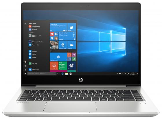Купить Ноутбук HP ProBook 440 G6 Core i5 8265U/8Gb/SSD256Gb/Intel UHD Graphics 620/14 /UWVA/FHD (1920x1080)/Windows 10 Professional 64/silver/WiFi/BT/Cam