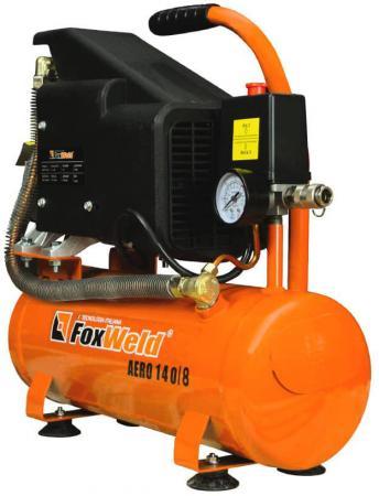 цена на FOXWELD Компрессор масляный коаксиальный AERO 140/8{Мощность 1.1 кВт / 220В Габариты, мм 540 х 250 х 540 Вес, кг 15} [5068 fw]