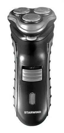 лучшая цена Бритва StarWind SBS1501 серебристый чёрный