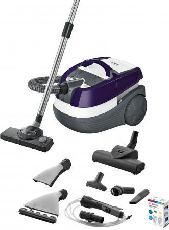 Пылесос Bosch BWD41740 1700Вт фиолетовый