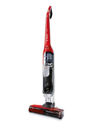 Пылесос-электровеник Bosch BCH6ZOOO сухая уборка красный цена и фото