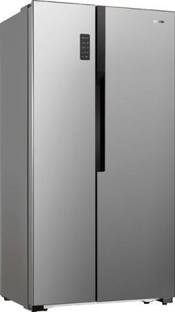 Холодильник Side by Side Gorenje NRS9181MX нержавеющая сталь