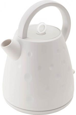 Чайник электрический Polaris PWK 1756C Moon 2150 Вт белый 1.7 л пластик цена и фото